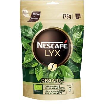 Lyx Snabbkaffe Ekologisk 87-p Nescafé