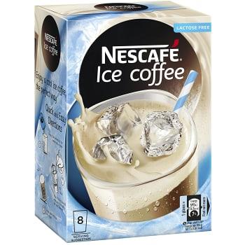 Snabbkaffe, Ice coffie, 8-p, Nescafe