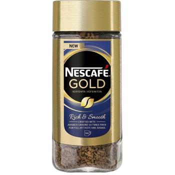 Snabbkaffe Koffeinfri 100g Nescafe