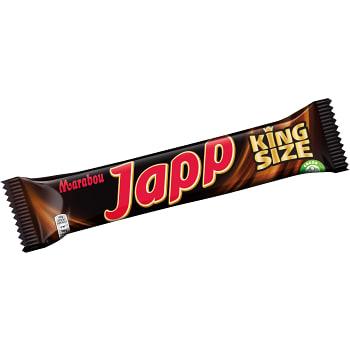 Japp Kingsize 82g Marabou