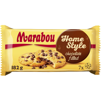 Homestyle Cookies Choklad 182g Marabou