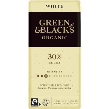 vit choklad innehåll