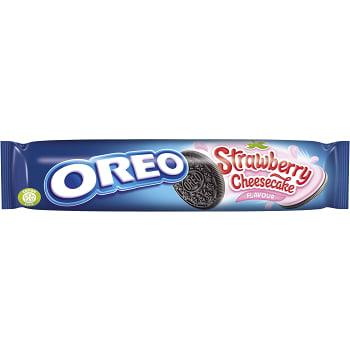 Kakor Strawberry Cheesecake 154g Oreo