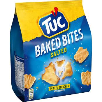 Kexbitar Baked Bites Salted 110g Tuc