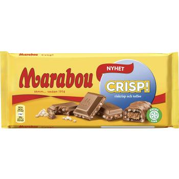 Chokladkaka Crisp 185g Marabou