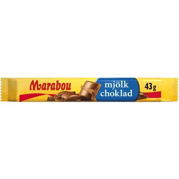 Mjölkchoklad 43g Marabou