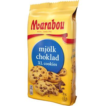 Mjölkchoklad cookies 184g Marabou