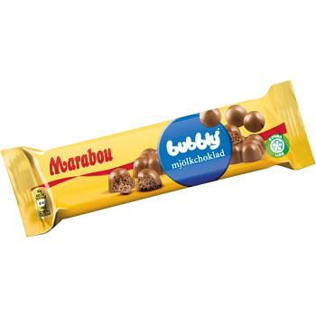Mjölkchoklad Bubblig 60g Marabou