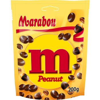 M partysize Peanut 200g Marabou