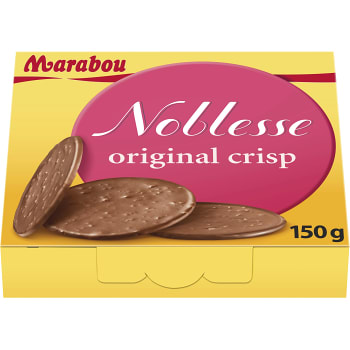 Noblesse Original crisp 150g Marabou