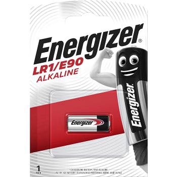 Batteri 1,5V LR1/E90 1-p Energizer