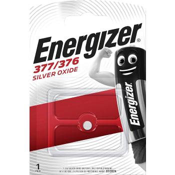 Klockbatteri 377/376 1-p Energizer