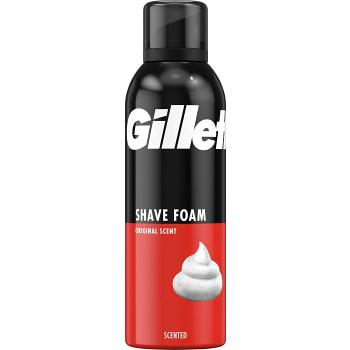 Regular Raklödder 200ml Gillette