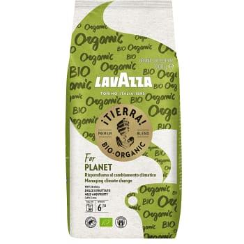 Kaffebönor Italian roast Ekologisk 1kg Lavazza