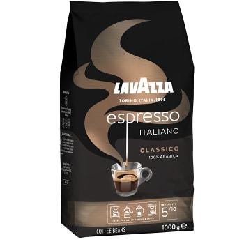 Caffé Espresso Hela bönor 1kg Lavazza