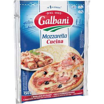 Mozzarella Riven 150g Galbani