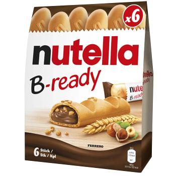 Nutella B ready 6-p Ferrero