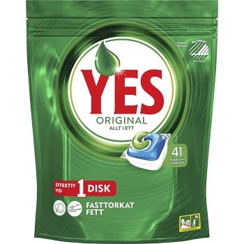 Maskindisktablett Green 41-p Miljömärkt Yes