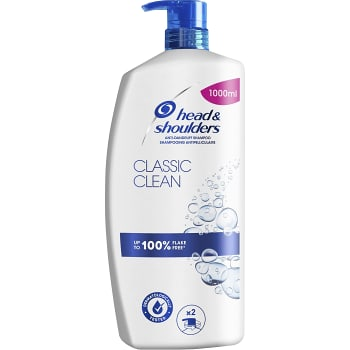Schampo Classic clean 1l Head & Shoulders
