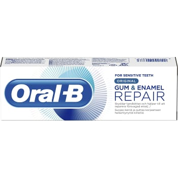 Tandkräm Gum & Enamel Repair 75ml 1-p Oral-B