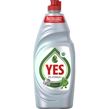 Handdiskmedel Platinum Original 480ml Yes