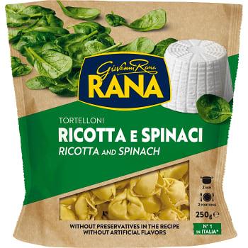 Tortellini Ricotta & spenat 250g Rana