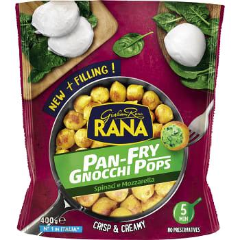 Pan-Fry Gnocchi Pops Spenat 400g Rana