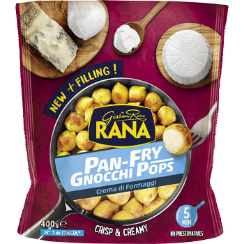 Pan-Fry Gnocchi Pops 4 ostar 400g Rana
