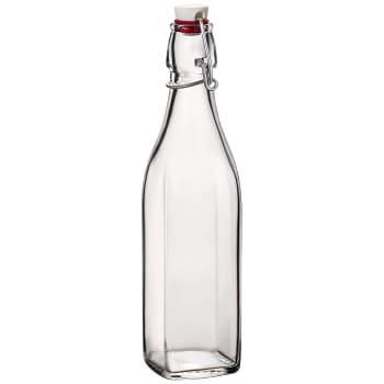 Flaska med kork 50cl Bormioli Rocco