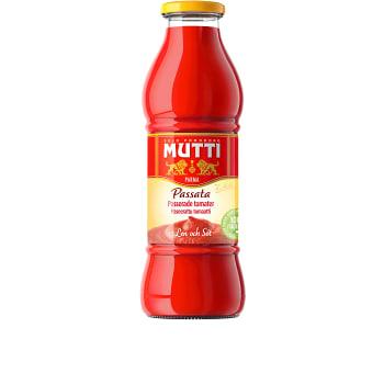 Passerade Tomater Passata Mutti di Pomodoro 400g Mutti
