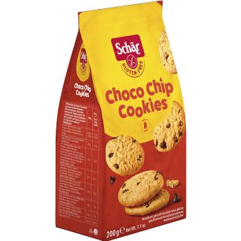 Choco chip cookies Glutenfri 200g Schär