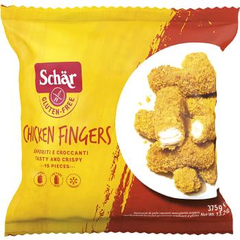 Chicken fingers Glutenfri Laktosfri Fryst 375g Schär