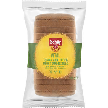 Färskt Bröd Vital 350g Schär