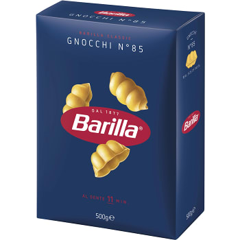 Gnocchi pasta 500g Barilla