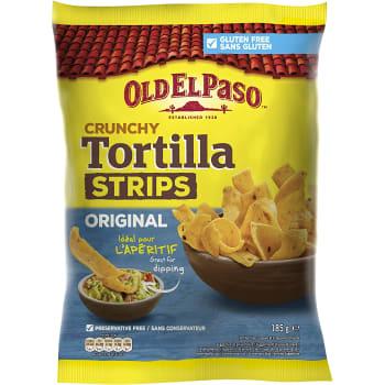 Tortilla Strips Original 185g Old El Paso