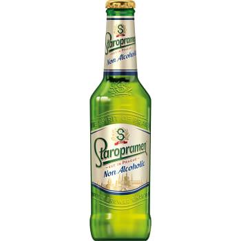 Öl Alkoholfri 33cl Staropramen
