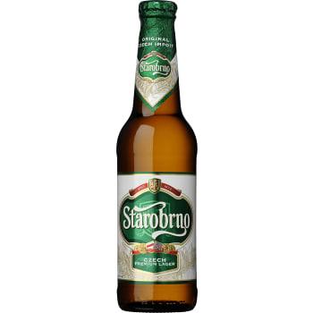 Öl 3,5% 33cl Starobrno
