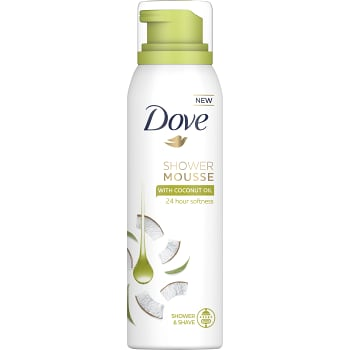 Shower Mousse Coconut 200ml Dove