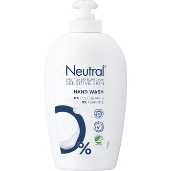 Neutral Flytande handtvål 250ml Miljömärkt Neutral