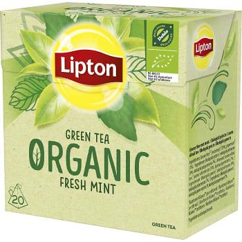 Lipt Grönt Te Organic  20 st