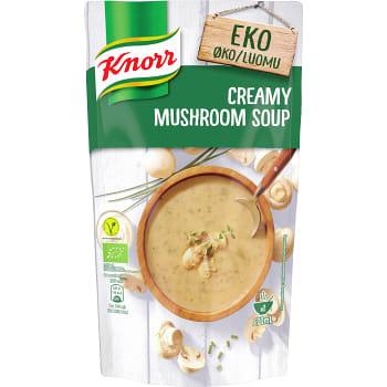 Svampsoppa Ekologisk 570ml Knorr