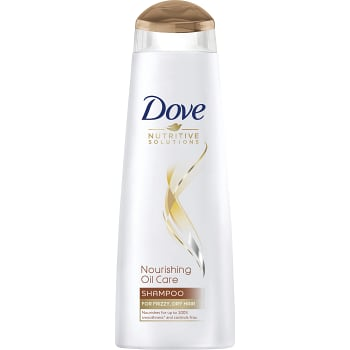 Nourishing oil care För torrt hår Schampo 250ml Dove
