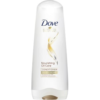 Nourishing oil care För torrt hår Balsam 200ml Dove