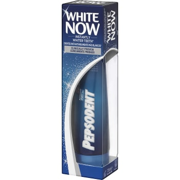 White Now Tandkräm 75ml Pepsodent