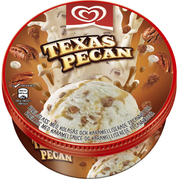 Glass Texas pecan 750ml GB Glace