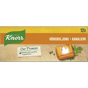Hönsbuljong 12-p 6l Knorr