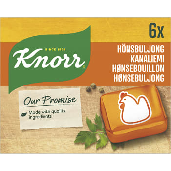 Buljong Höna 6-p Knorr