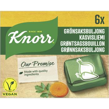 Buljong Grönsak 6-p Knorr