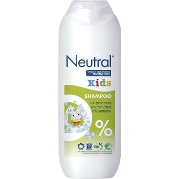 Sensitive skin Barnschampo 250ml Miljömärkt Neutral