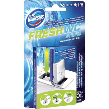 WC-sticks Ocean 5-p Domestos